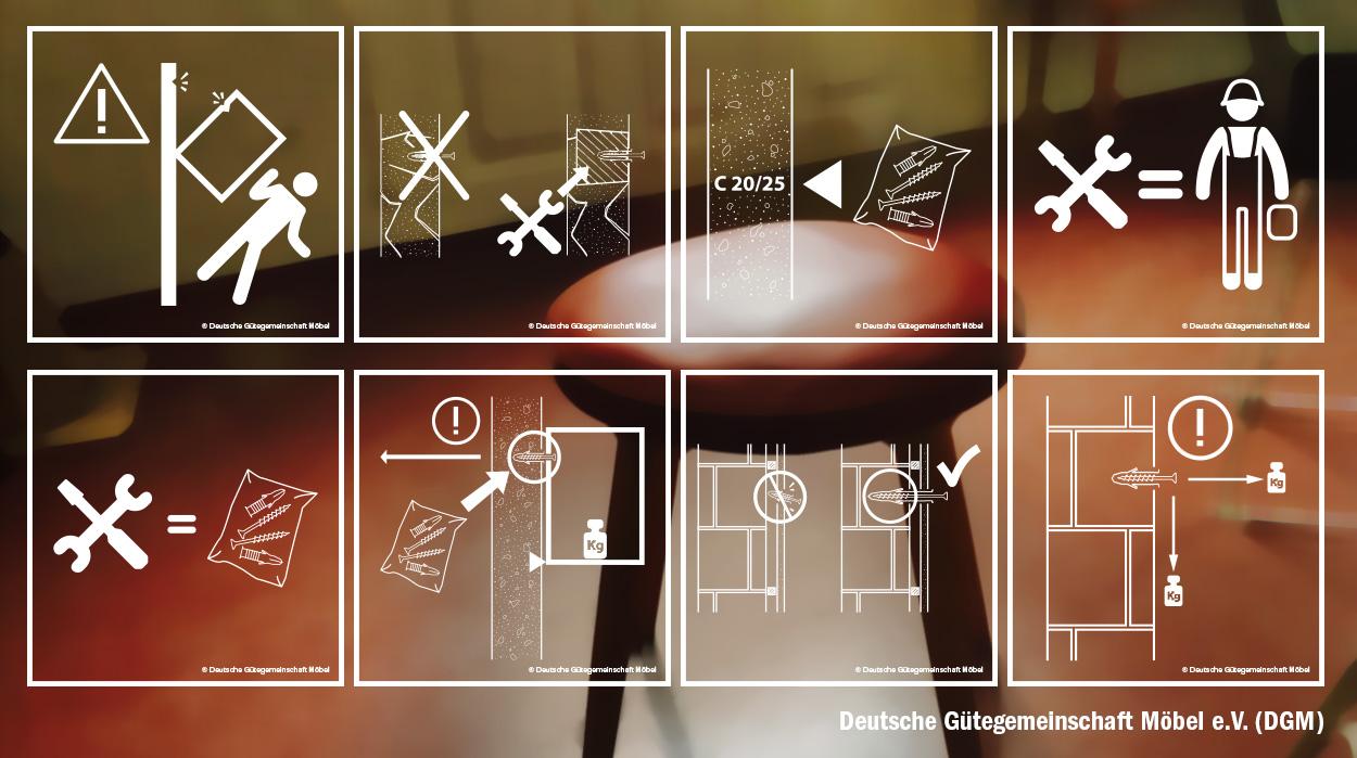 BÜRO FÜR NEUE MARKETINGKOMMUNIKATION - BÜRO MK - FÜRTH - HAMBURG: Markenworkshop, Marketingkommunikation, Werbung, Fullservice, Design, Social Media, Webdesign, Werbeagentur - Deutsche Gütegemeinschaft Möbel e.V.