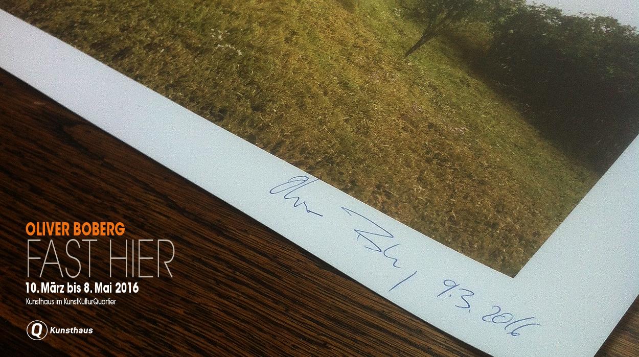 BÜRO FÜR NEUE MARKETINGKOMMUNIKATION - BÜRO MK - FÜRTH - HAMBURG: Markenworkshop, Marketingkommunikation, Werbung, Fullservice, Design, Social Media, Webdesign, Werbeagentur - Plakat Oliver Boberg